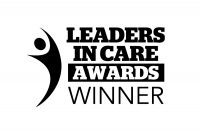 Leaders in Care Award logo